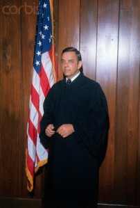 Judge G. Harrold Carswell--Nixon's second rejected Sup.Ct. nominee