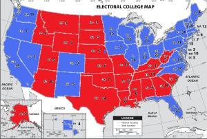 2008 general election: Obama vs. McCain
