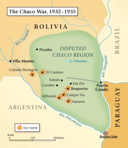 Chaco-War-Bolivia-Paraguay-1932-1935