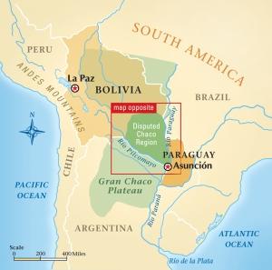 Chaco-War-Locaor-Map