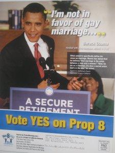 yes on 8 obama , 2